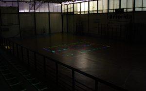 Luz y educación física