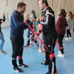 Actividad de educación física