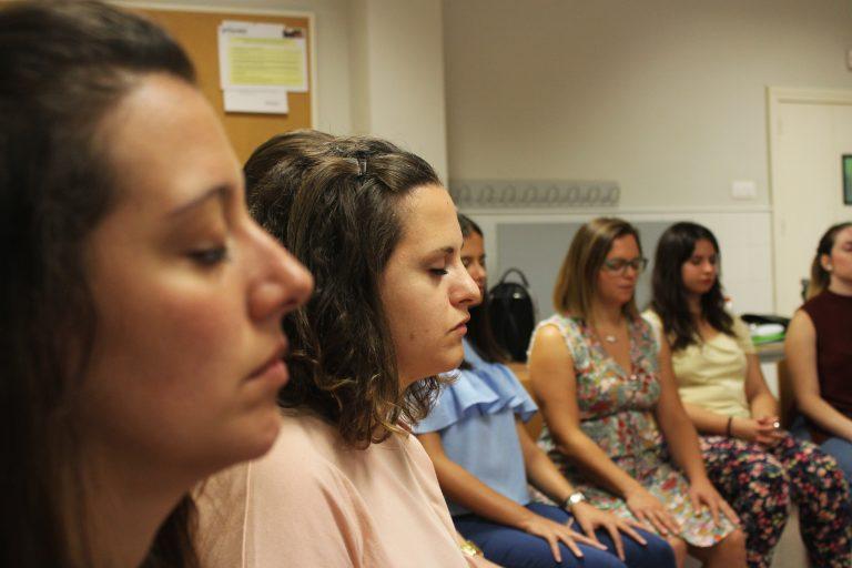 Actividad de mindfulness