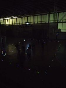 Actividad con luz